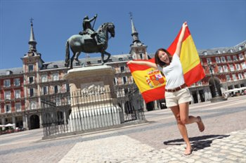 study abroad in madrid spain