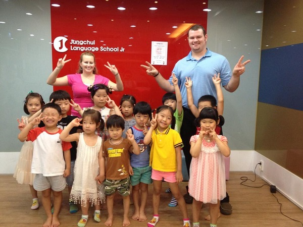 teach english in east asia