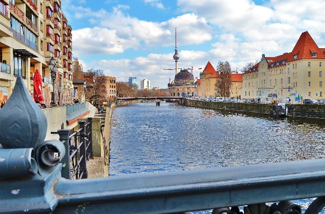 Summer Study Abroad in Berlin Programs