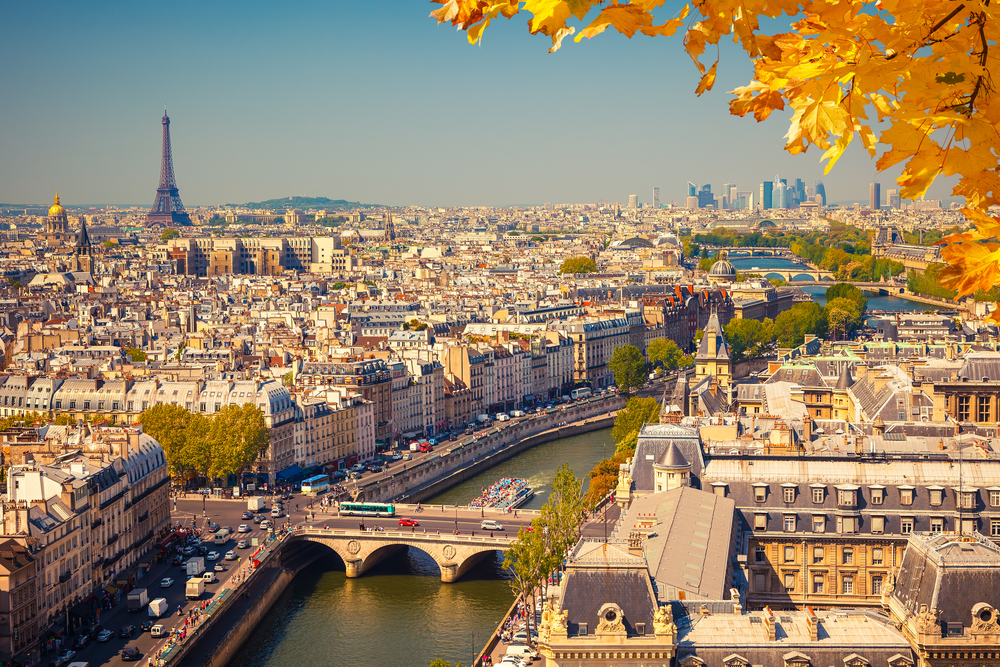 Fall Semester Study Abroad in France | Fall Study Abroad in France Programs