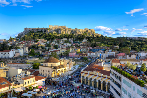 Academic Year Abroad in Greece | Full Year in Greece programs