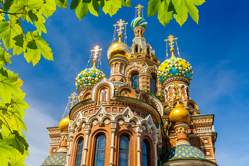 Summer Study Abroad in Russia Programs