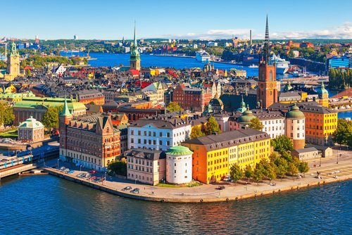 Summer Study Abroad in Sweden Programs
