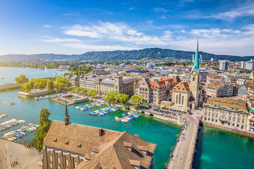 Summer Study Abroad in Switzerland Undergraduate Programs